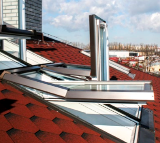 Dachfenster Skylight Premium Inplast